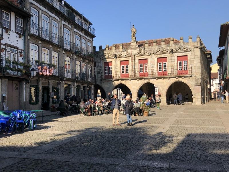 Centre historique de Guimarães
