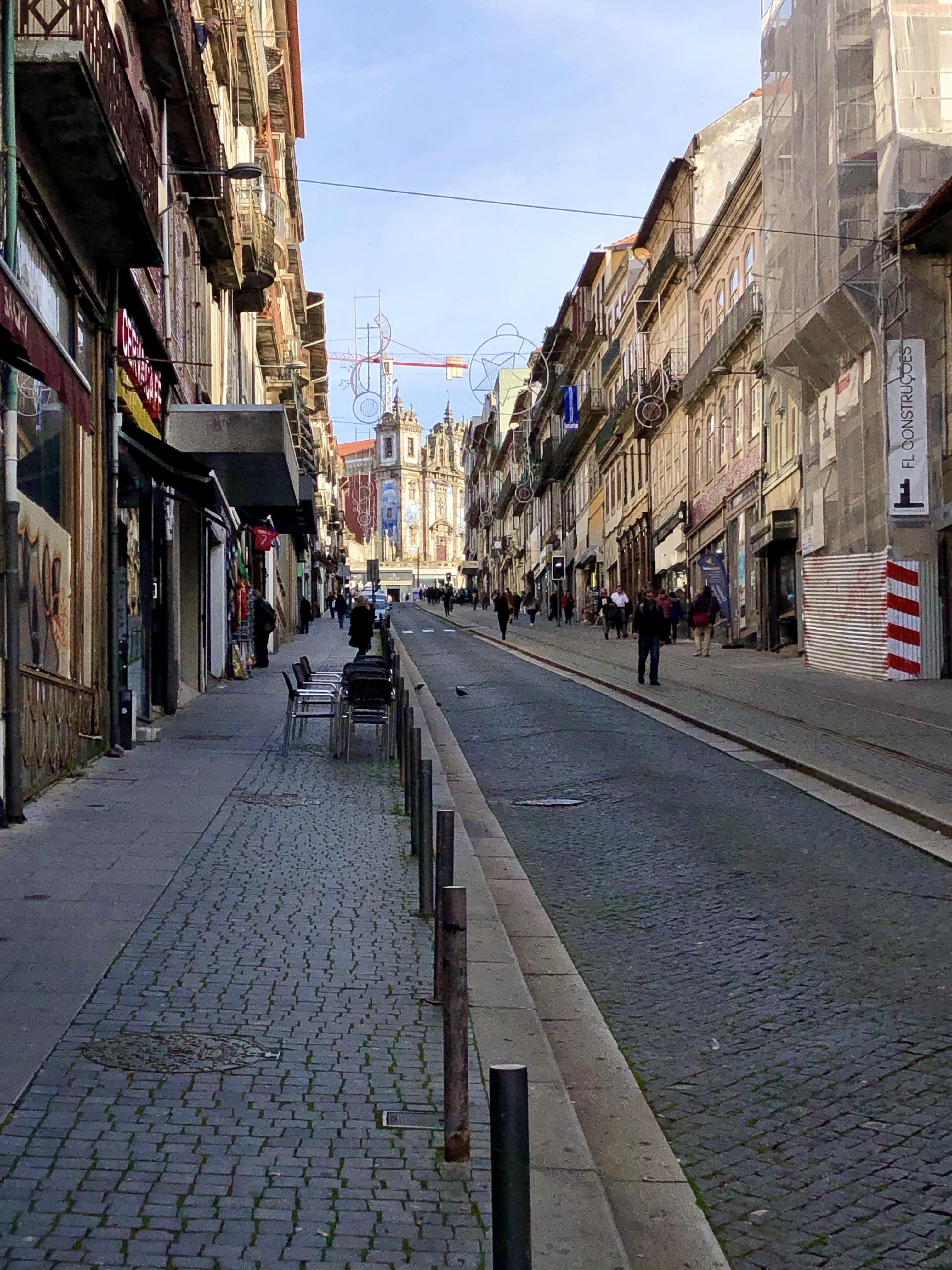Porto la Sé