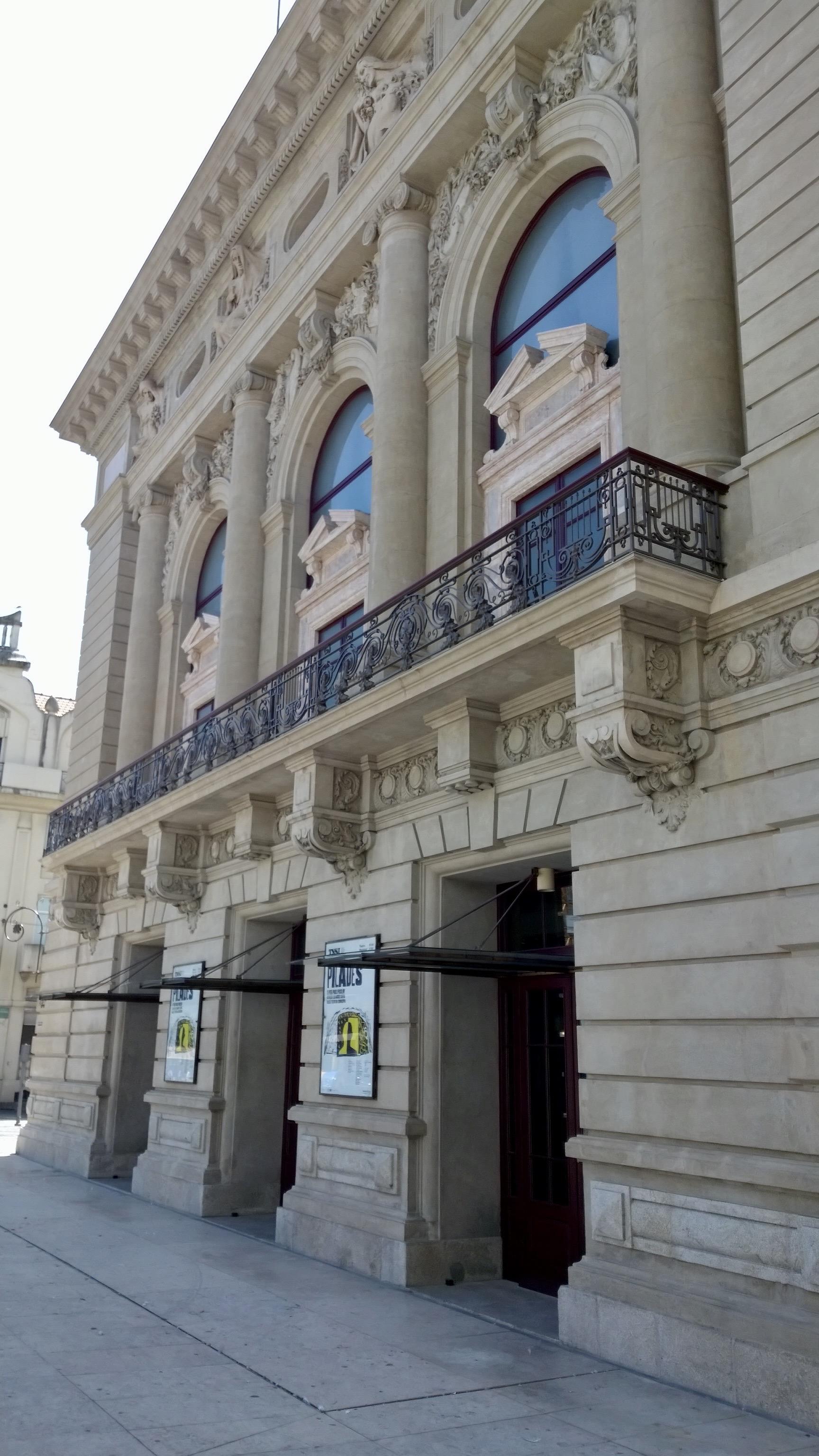 Théâtre de Porto