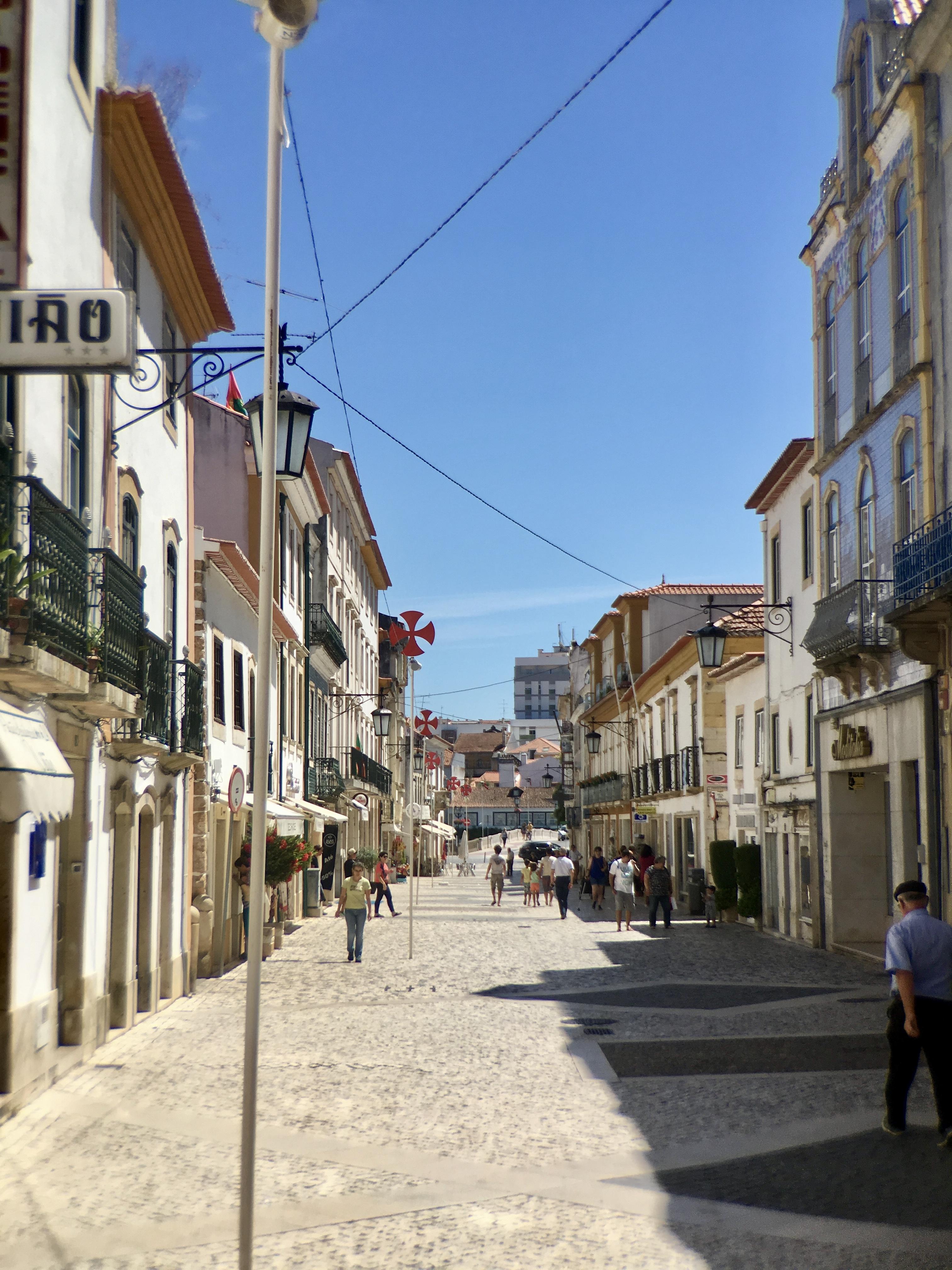 Centre historique de Tomar