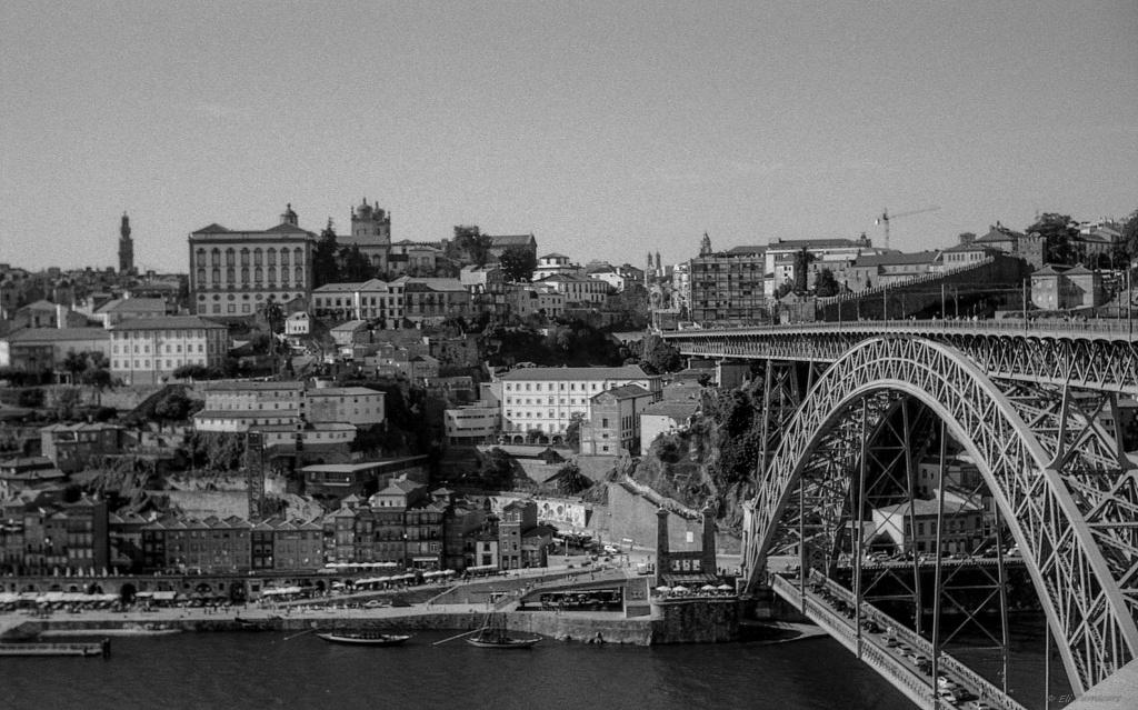 Le pont Dom-Luís