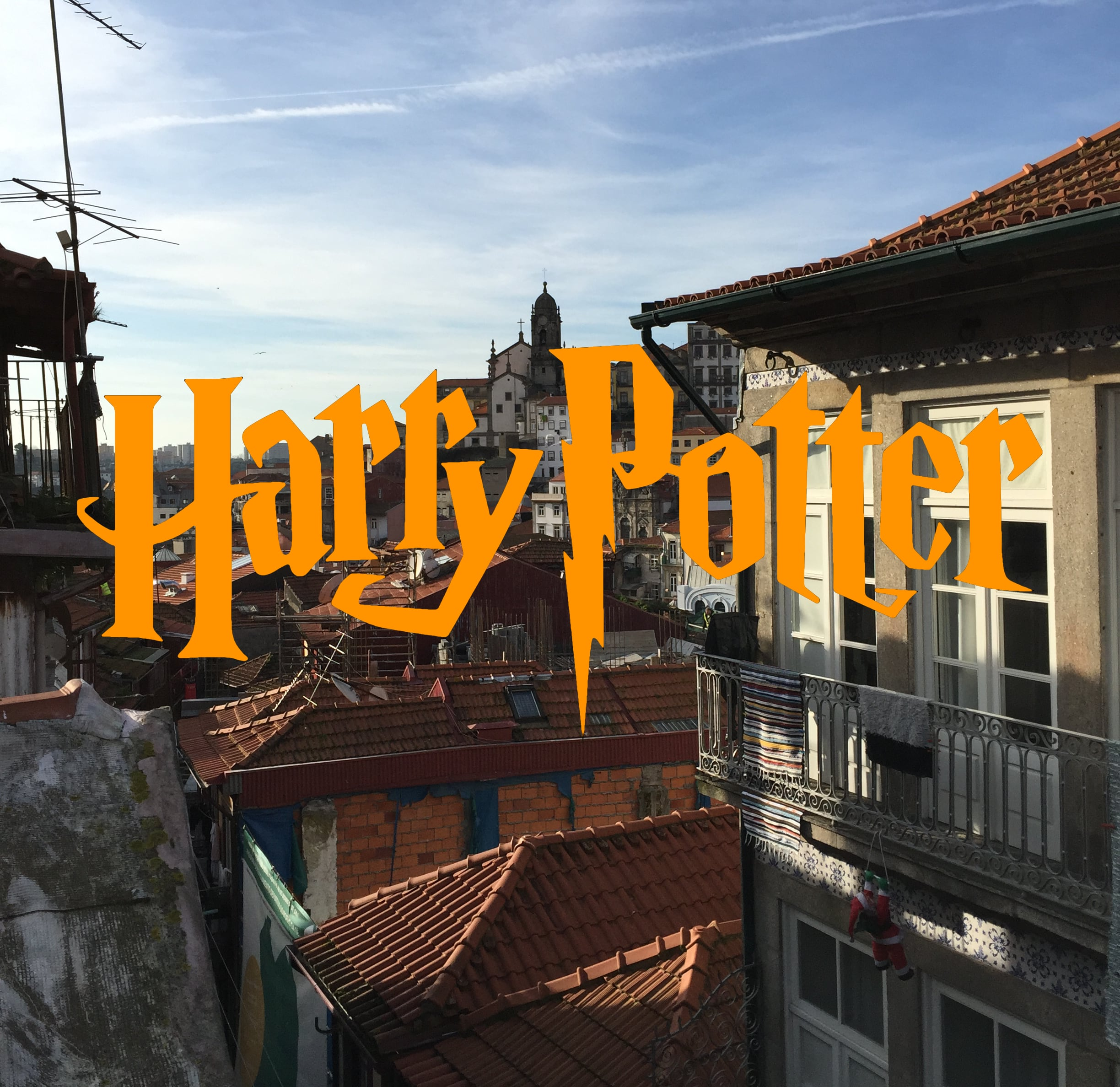 Porto la ville secrete de Harry Potter