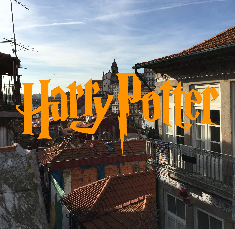 Porto la ville secrete de Harry Potter