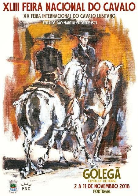 Feira national do cavalo le programme