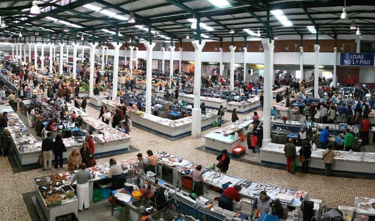 Le marché de Setúbal est l'un des meilleurs au monde