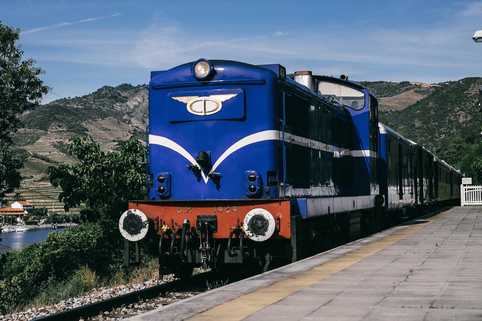 Le train présidentiel portugais